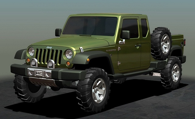 2016-Jeep-Gladiator-front-view